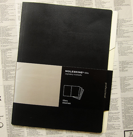 Moleskine Folio Filer